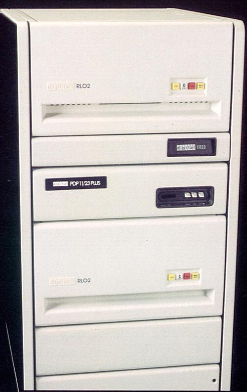DEC PDP11-23+