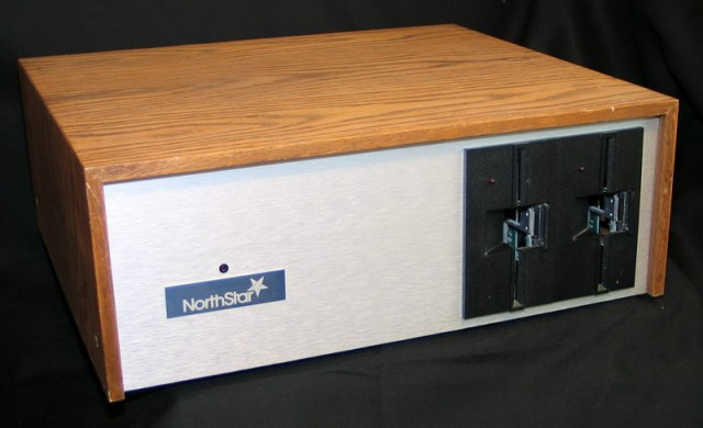 Northstar Horizon Z-80 PC running CP/M (~1978)